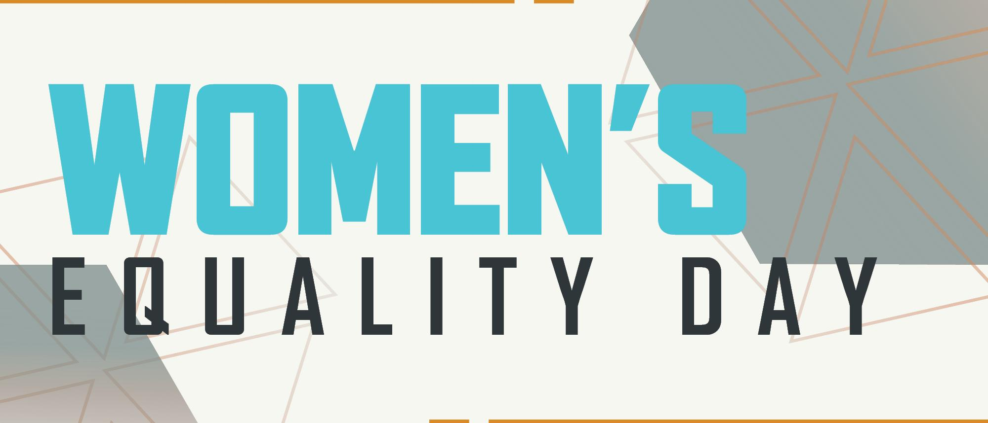Women's Equality Day 2020