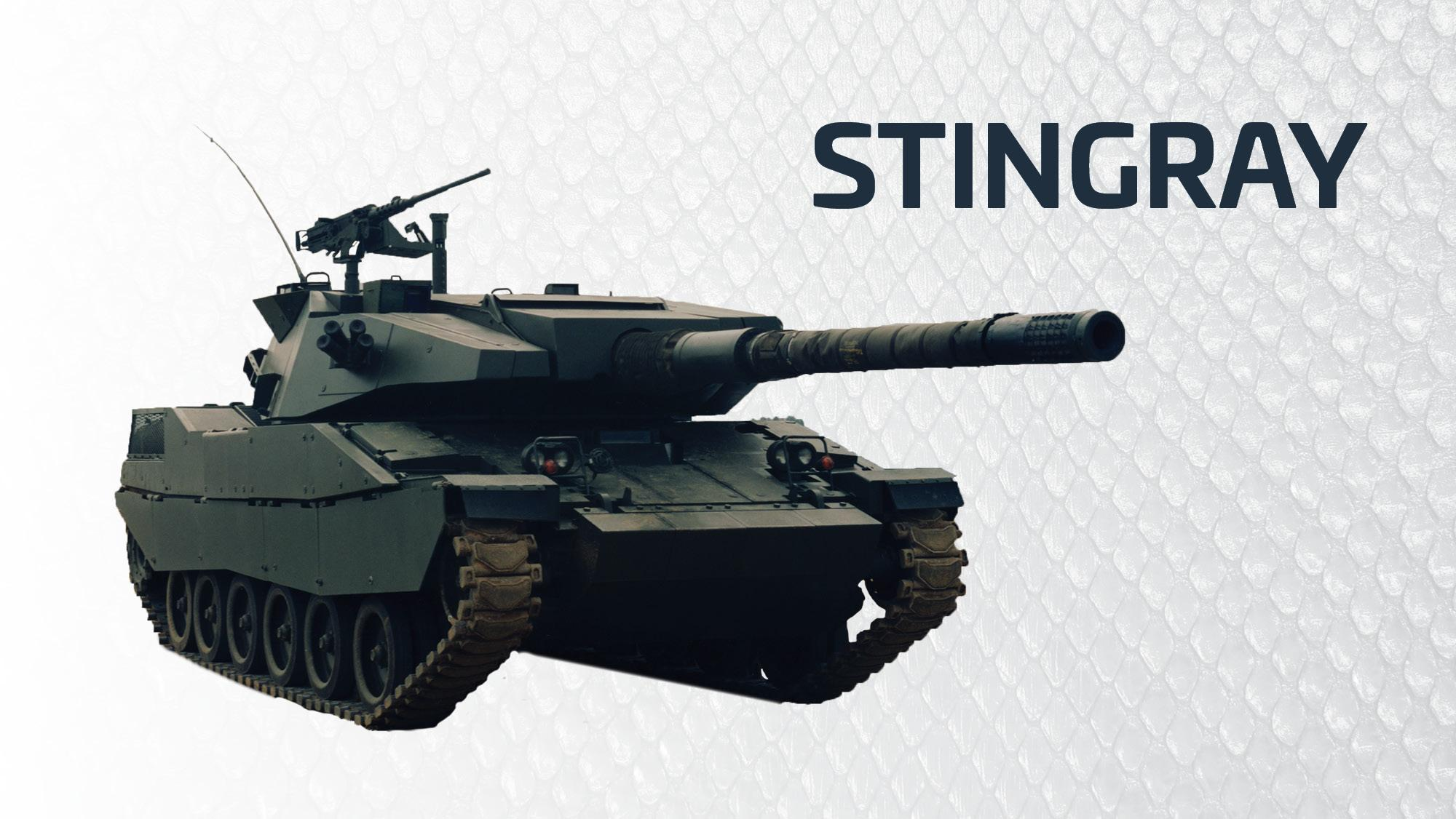 Textron Systems Stingray