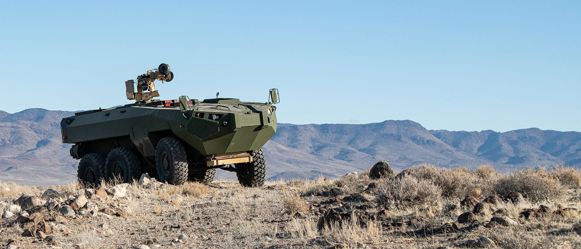 Textron Systems Cottonmouth