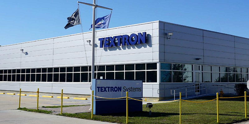 Photo of Textron Systems' Land Manufacturing Facility
